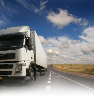 Road freight image